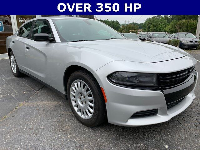 2016 Dodge Charger Police Raleigh NC