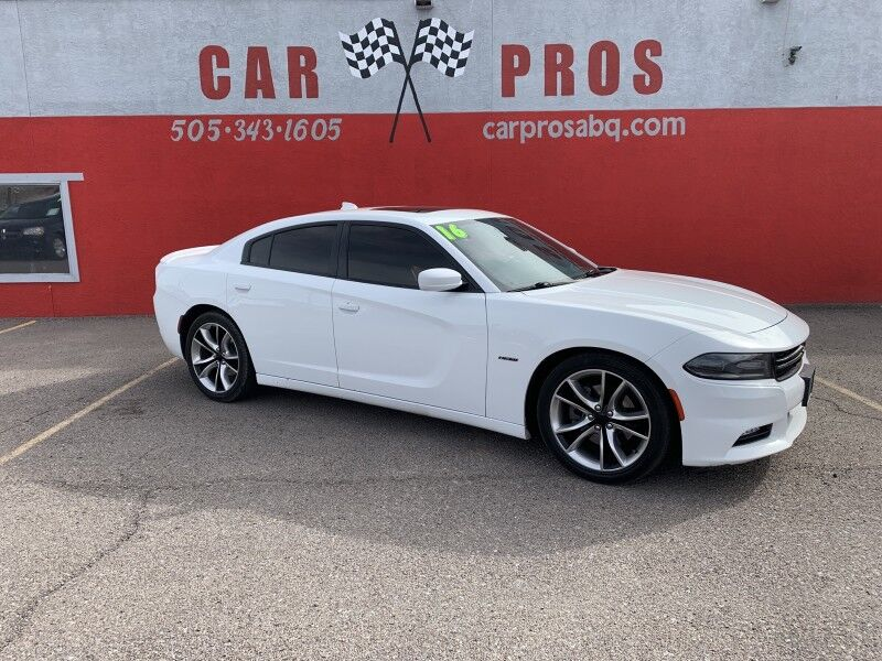 2016 Dodge Charger R/T Albuquerque NM