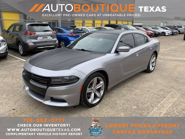 2016 Dodge Charger R/T Houston TX