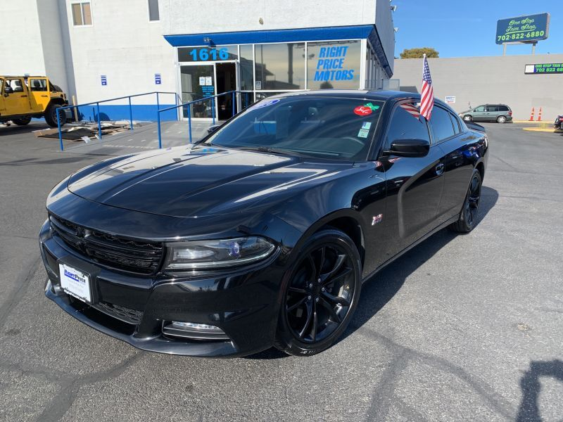 2016 Dodge Charger R/T Las Vegas NV