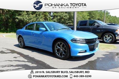 2016_Dodge_Charger_R/T_ Salisbury MD