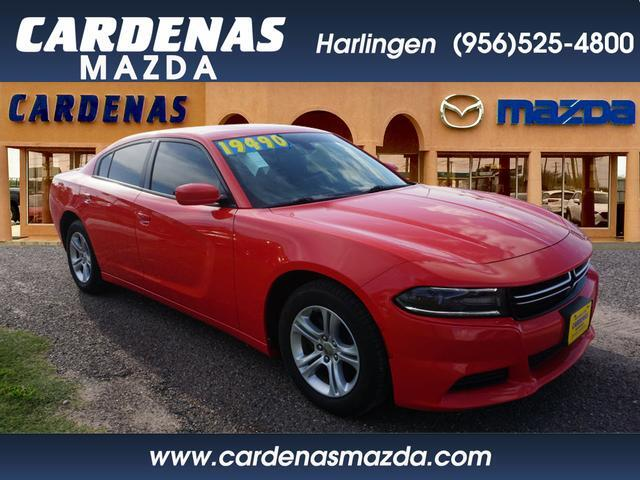 2016 Dodge Charger SE Harlingen TX