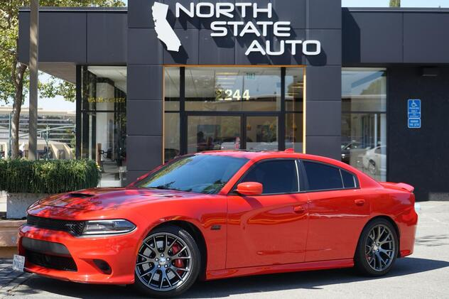 2016_Dodge_Charger_SRT 392_ Walnut Creek CA