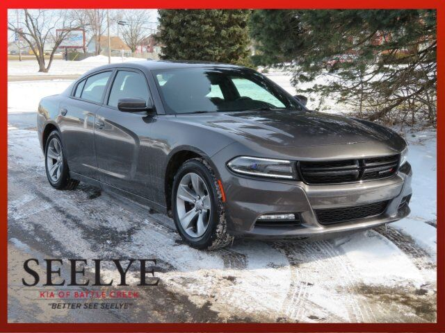 2016 Dodge Charger SXT Battle Creek MI
