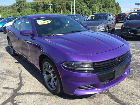 2016_Dodge_Charger_SXT_ Evansville IN