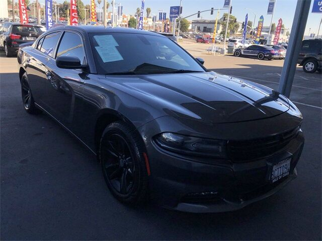 2016 Dodge Charger SXT National City CA