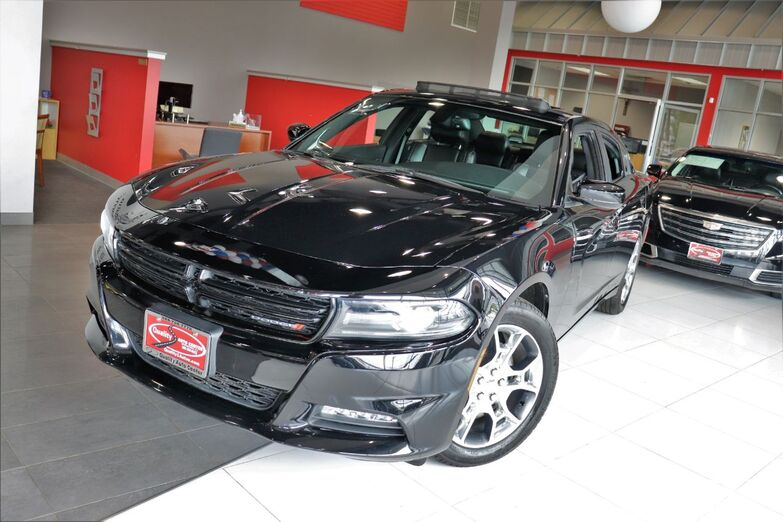 2016 Dodge Charger SXT Quick Order Package AWD Plus Group Navigation Sunroof 1 Owner Springfield NJ
