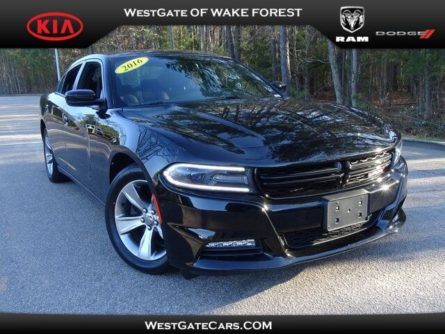 2016 Dodge Charger SXT Raleigh NC