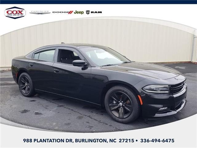 2016 Dodge Charger SXT Rear-wheel Drive Sedan Burlington NC
