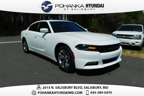 2016_Dodge_Charger_SXT **SNOW WHITE CHARGER**_ Salisbury MD
