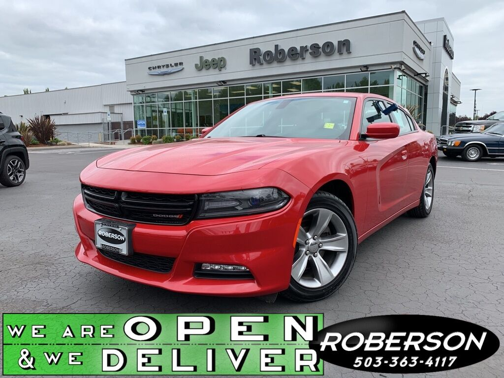2016 Dodge Charger SXT Salem OR