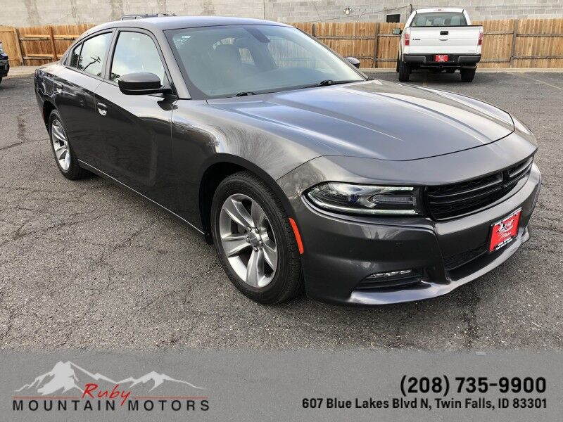2016 Dodge Charger SXT Twin Falls ID