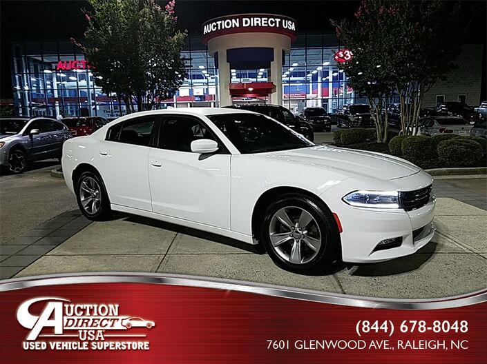 2016 Dodge Charger SXT Raleigh
