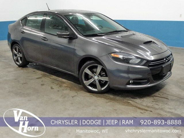 2016 Dodge Dart Limited/GT Plymouth WI