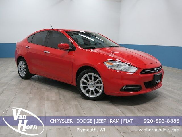 2016 Dodge Dart Limited Plymouth WI