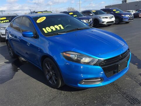 2016_Dodge_Dart_SE_ Evansville IN