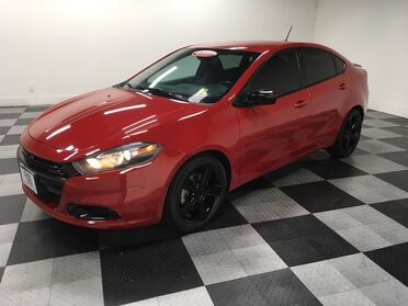 2016_Dodge_Dart_SXT_ Chattanooga TN