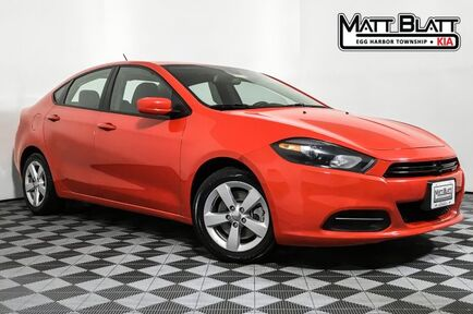 2016_Dodge_Dart_SXT_ Egg Harbor Township NJ