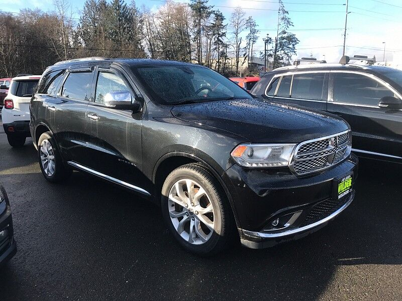 2016 Dodge Durango 4d SUV AWD Citadel Port Angeles WA