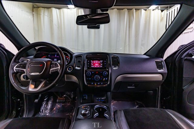 2016 Dodge Durango AWD SXT Leather TV DVD Red Deer AB