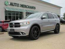 2016_Dodge_Durango_Limited 2WD LEATHER, 3RD ROW, BACKUP CAM, HTD SEATS, NAVIGATION, CLIMATE CONTROL_ Plano TX