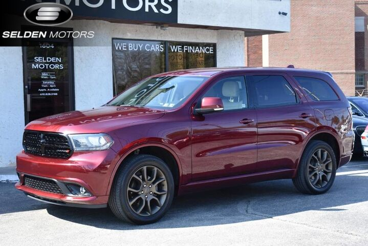 2016_Dodge_Durango_Limited_ Conshohocken PA