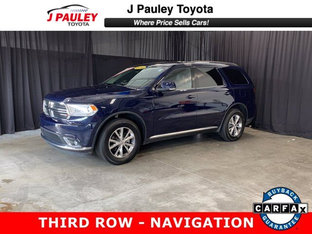 2016 Dodge Durango Limited Fort Smith AR