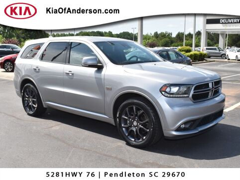 2016_Dodge_Durango_R/T_ Greenville SC
