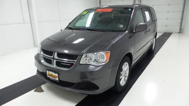 2016 Dodge Grand Caravan 4dr Wgn SXT Topeka KS
