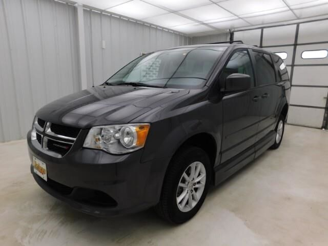 2016 Dodge Grand Caravan 4dr Wgn SXT Manhattan KS