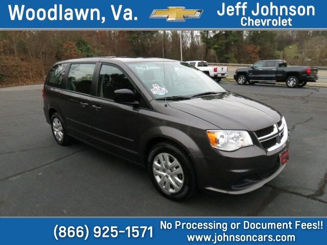 2016 Dodge Grand Caravan AVP Woodlawn VA