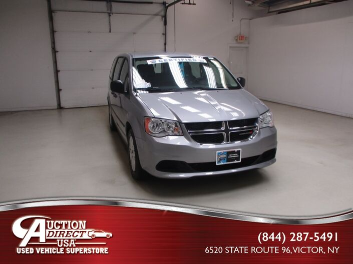 2016 Dodge Grand Caravan AVP Raleigh