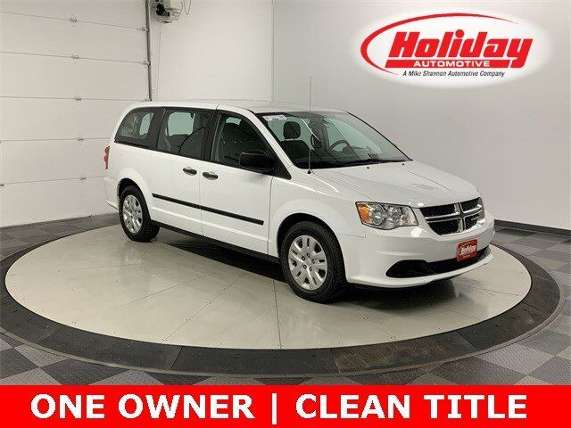 2016 Dodge Grand Caravan American Value Pkg Fond du Lac WI