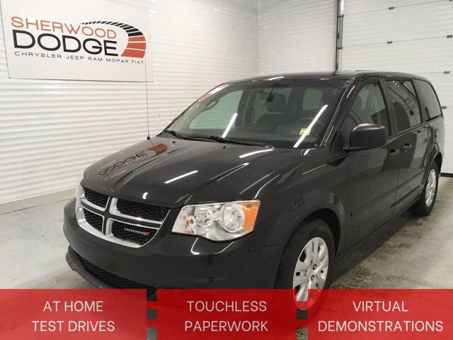 2016 Dodge Grand Caravan Canada Value Package Sherwood Park AB
