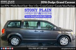 2016_Dodge_Grand Caravan_Canada Value Package_ Stony Plain AB