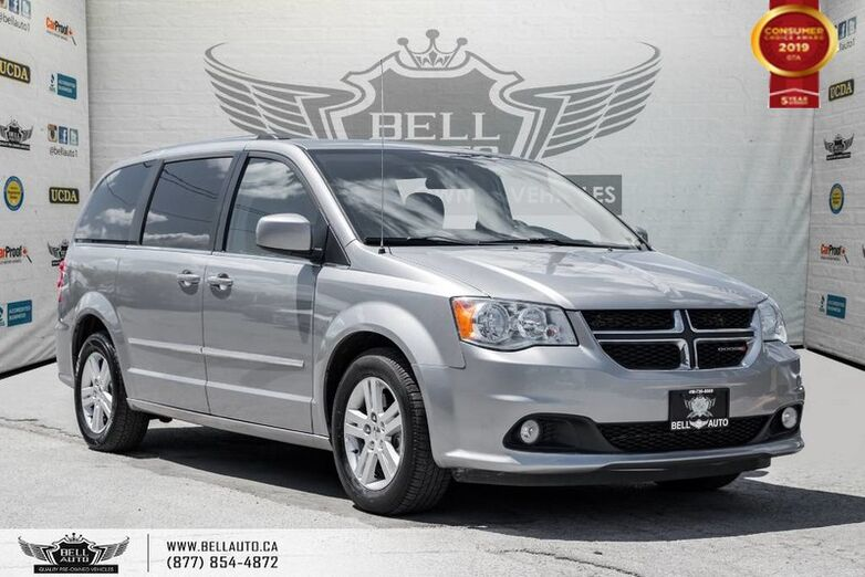 2016 Dodge Grand Caravan Crew, 7 PASS, NO ACCIDENT, PWR SEATS & MIRRORS Toronto ON