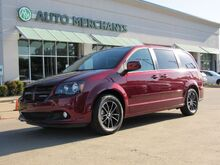 2016_Dodge_Grand Caravan_R/T BRUNO CURBSIDE WHEELCHAIR LIFT , AUX/USB INPUT, SAT RADIO, BLUETOOTH, DVD PLAYER, CAPT CHAIR_ Plano TX