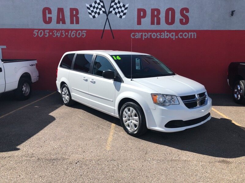 2016 Dodge Grand Caravan SE Albuquerque NM