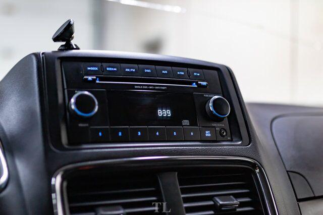2016 Dodge Grand Caravan SE Canada Value Package Red Deer AB