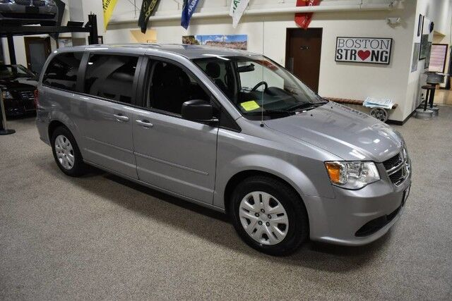 2016 Dodge Grand Caravan SE Boston MA