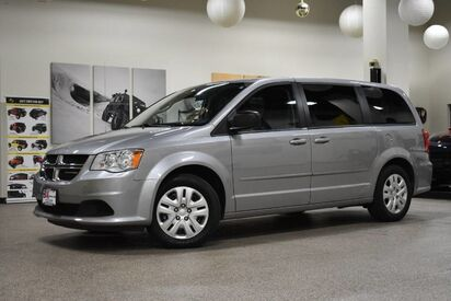 2016_Dodge_Grand Caravan_SE_ Boston MA