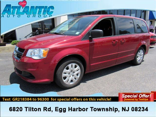 2016 Dodge Grand Caravan SE Egg Harbor Township NJ