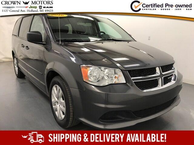 2016 Dodge Grand Caravan SE Holland MI