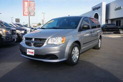 2016_Dodge_Grand Caravan_SE_ Mission TX