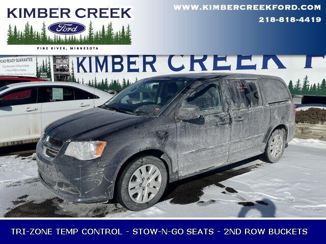 2016 Dodge Grand Caravan SE Pine River MN