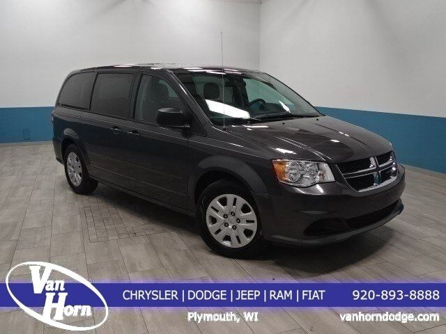 2016 Dodge Grand Caravan SE Plymouth WI