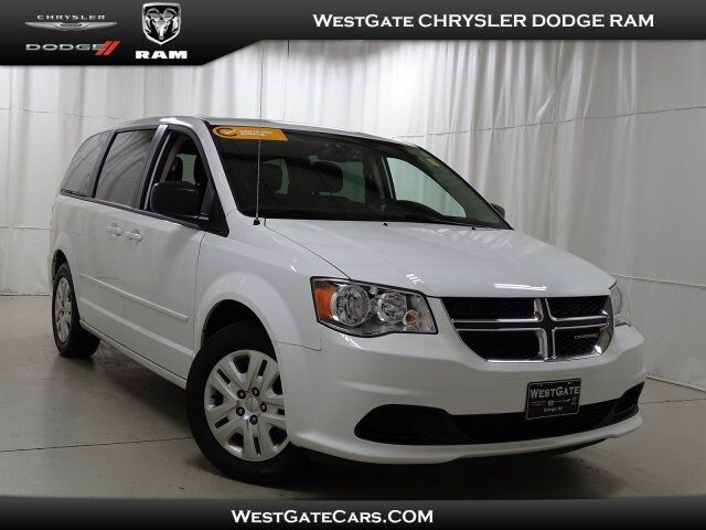 2016 Dodge Grand Caravan SE Raleigh NC