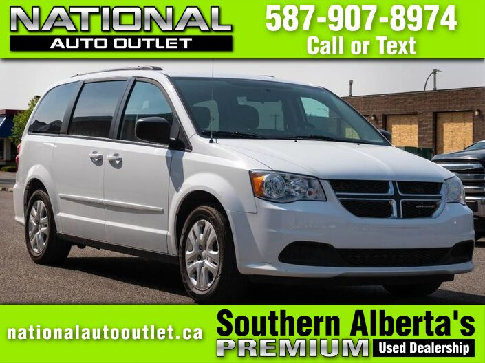 2016 Dodge Grand Caravan SXT - STOW AND GO Lethbridge AB
