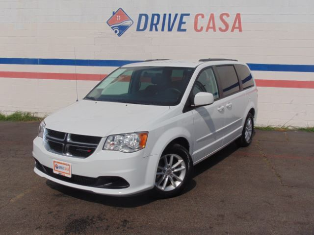 2016 Dodge Grand Caravan SXT Dallas TX