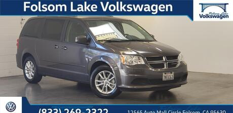 2016 Dodge Grand Caravan SXT Folsom CA